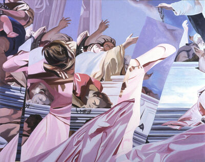 Ginnie Gardiner, 'Venice Beach', 1999