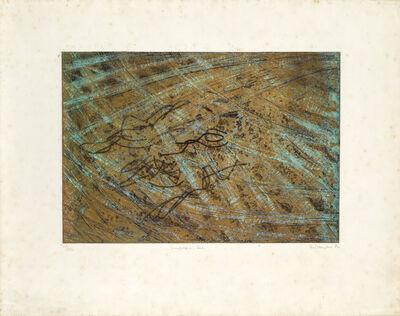 Stanley William Hayter, 'Sargasso Sea [Black & Moorhead 264]', 1982