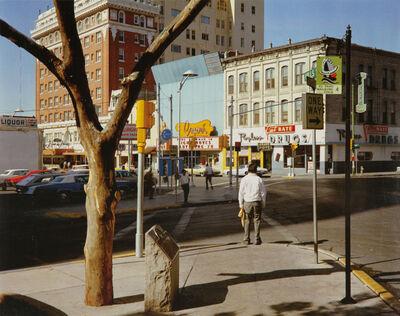 Stephen Shore, 'El Paso street, El Paso, Texas', 1975-1995