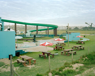 Vincent Bezuidenhout, 'Kings Beach, Separate Amenities Series', 2011