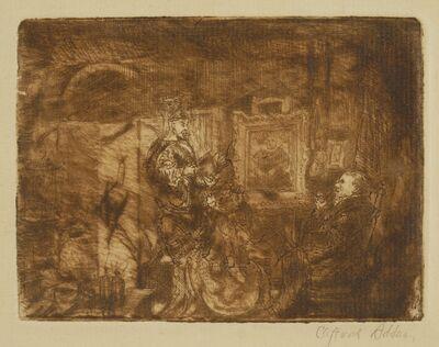 Clifford Isaac Addams, 'Vision', ca. 1920