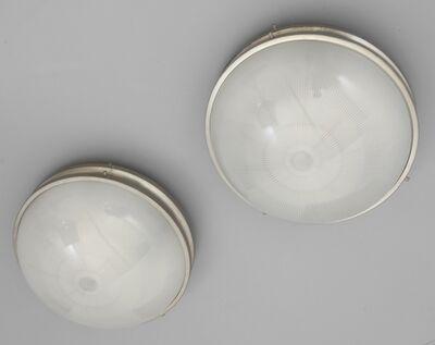 Sergio Mazza, 'Two plafoniere lamps 'Sigma' for ARTEMIDE', 1960