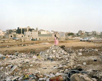Jim Goldberg, 'Girl in Pink Dress, Senegal', 2008