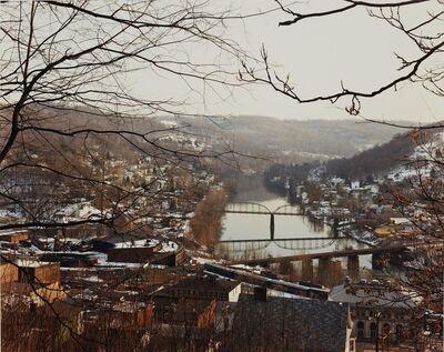 Joel Sternfeld, 'Monongahela River, Grafton, West Virginia, February 1983 ', 1983