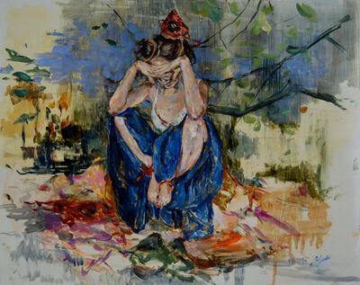 Jaclyn Alderete, 'Wrung', 2021