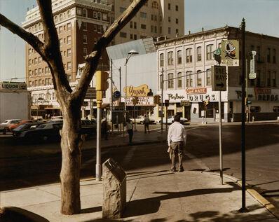 Stephen Shore, 'El Paso Street, El Paso, Texas, July 5, 1975', 1975