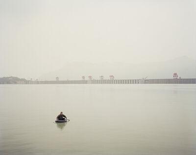 Nadav Kander, 'Three Gorges Dam II, Yichang, Hubei Province', 2007