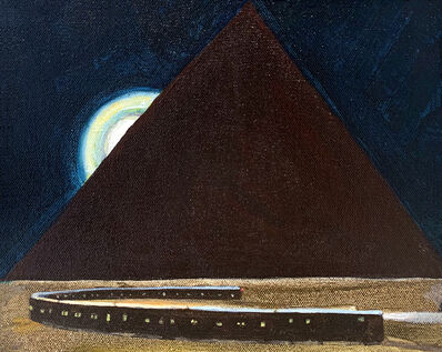 Jim Adams, 'Nubian Express #4', 2000