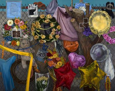 Joan Wadleigh Curran, 'Aftermath I', 2016-2017