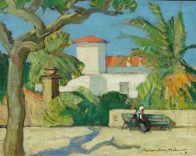 John Maclauchlan Milne, 'St Tropez', 1926