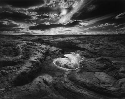 Bruce Barnbaum, 'Slick Rock and Reflection Pool', 1996
