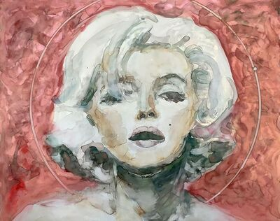 """Patty Rooney, '""""Dreaming about being an actress is more exciting than being one."""" -- Marilyn Monroe', 2017"""