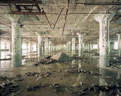 Sean Hemmerle, 'Fisher Body 21, Detroit, Michigan', 2008