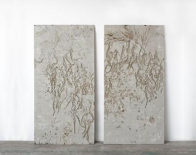 Alessandro Piangiamore, 'Ieri Ikebana 090920171-2', 2017