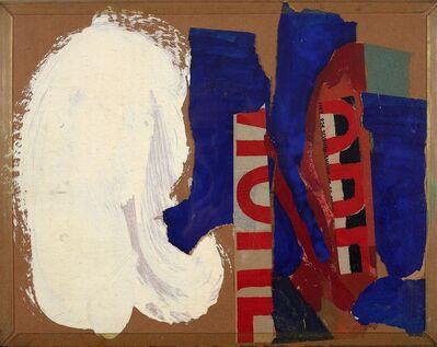 Yvonne Thomas, 'Tricolor', 1959