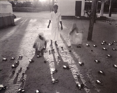 Linda Connor, 'Buddhist Ceremony, Sri Lanka', 1979
