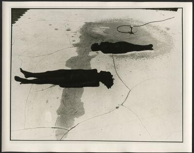 Jo Ann Callis, 'Black Sun Picture # 4', 1976