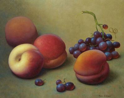 Russell Gordon, 'Peaches & Grapes', 2018