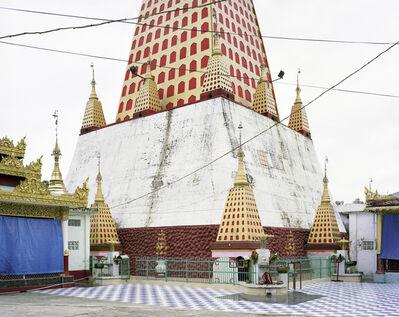 Hans-Christian Schink, 'Ta Yah Shit Taung Paya, Yangon', 2014