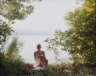 Katy Grannan, 'Shana, Mystic Lake, Medford, MA (Sugar Camp Road)', 2002