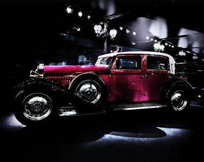 Valérie Belin, 'Bugatti Type 46, 1934', 2008