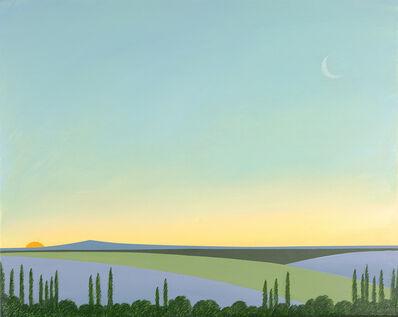 Terence Netter, 'Twilight in Provence', 2015