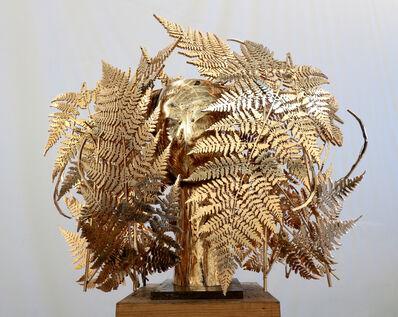 Manolo Valdés, 'Helechos dorados', 2011