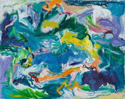 Judith Goldsmith, 'Undersea I'