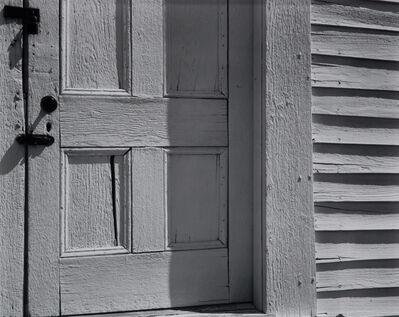 Edward Weston, 'Church Door, Hornitos', 1940