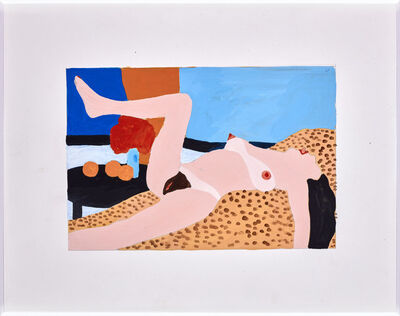 Tom Wesselmann, 'Study for Great American Nude #93', 1967