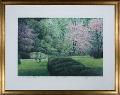 Harold Altman, 'Spring', 1997