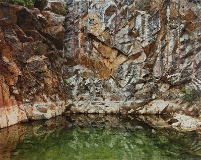 Edward Burtynsky, 'Mines #13, Inco-Abandoned Mine Shaft, Crean Hill Mine, Sudbury, Ontario', 1984