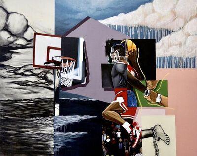Malik Roberts, 'Hoop Dreams ', 2017