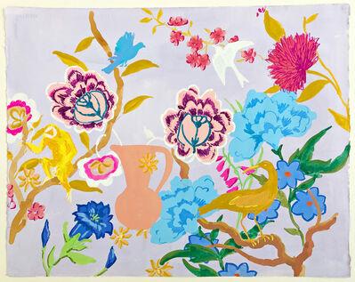 Melanie Parke, 'Blue Amber', 2021