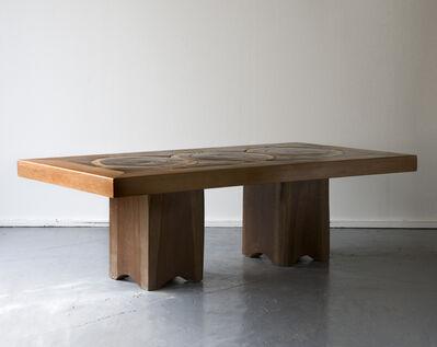 José Zanine Caldas, 'Dining table', 1970s