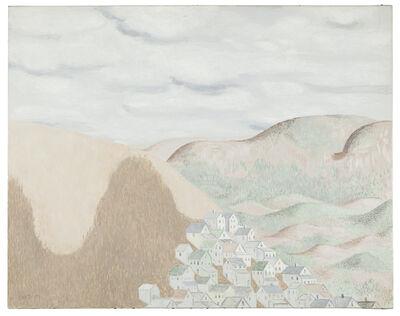 David Byrd, 'Mountain and Shadows', 2003