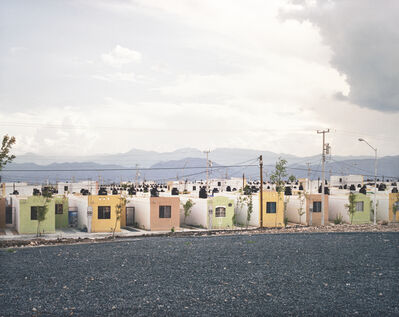Alejandro Cartagena, 'Fragmented Cities, Juarez #2, from the series Suburbia Mexicana', 2007