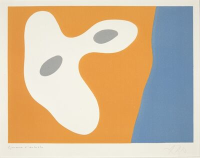 Hans Arp, 'Composition', 1955