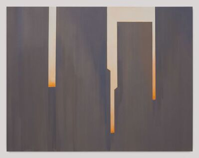 Wanda Koop, 'In Absentia (Sunset-Taupe)', 2018