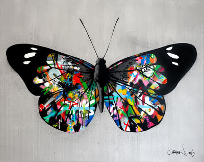 Martin Whatson, 'Butterfly'