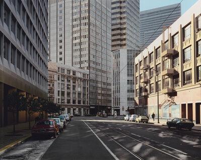 Stephen Shore, 'Market Street, San Francisco, California, September 4, 1974', 1974
