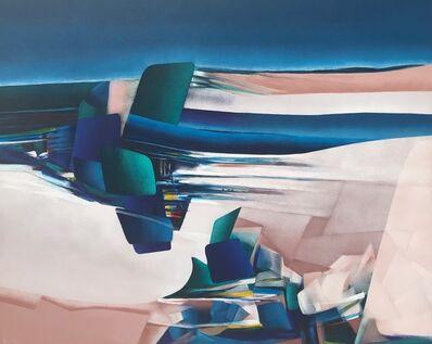 Noemi Ruiz, 'Poema para tu Mar Caribe ', 1994