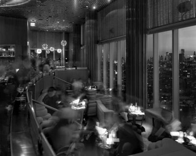 Matthew Pillsbury, 'Cocktails at the Top of the Standard, The Standard Hotel, New York', 2011