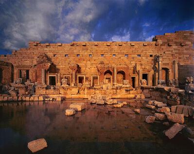 Robert Polidori, 'Severian Forum (Leptis Magna)', 1992