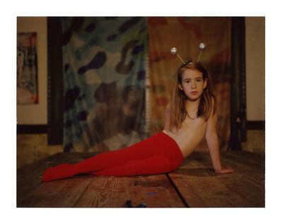 Cristina Fontsare, 'Little red Ant', 2016