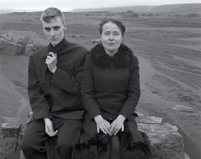 Agnieszka Sosnowska, 'The Arrival, Self Portrait with Arnar', 2015