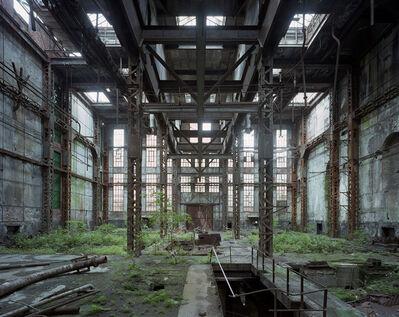 Yves Marchand & Romain Meffre, 'Boiler room, Sorrento Power Station, Rosario, Argentina, 2014', 2017
