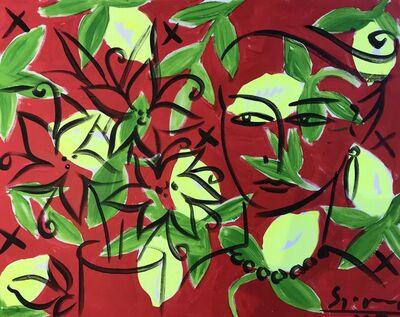 Stefan Szczesny, 'Eve and lemons', 2017
