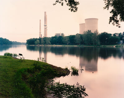 Laura McPhee, 'Power Plant, View from Foul Rift, New Jersey, 1996, from the series No Ordinary Land', 1996