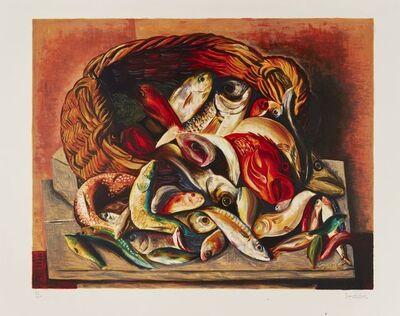 Moise Kisling, 'Nature Morte Aux Poissons'